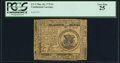 Colonial Notes:Continental Congress Issues, Continental Currency May 10, 1775 $1 PCGS Very Fine 25.. ...