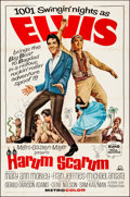 "Movie Posters:Elvis Presley, Harum Scarum (MGM, 1965). Folded, Fine/Very Fine. One Sheet (27"" X41""). Elvis Presley.. ..."