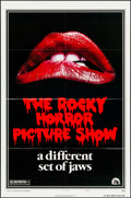 """Movie Posters:Rock and Roll, The Rocky Horror Picture Show (20th Century Fox, 1975). Folded,Very Fine-. One Sheet (27"""" X 41""""). Style A. Rock and Roll.. ..."""