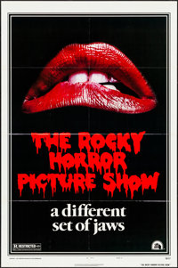 """The Rocky Horror Picture Show (20th Century Fox, 1975). Folded, Very Fine-. One Sheet (27"""" X 41""""). Style A. Ro..."""