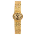Estate Jewelry:Watches, Piaget Lady's Gold Watch, Swiss. ...