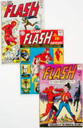 Silver Age (1956-1969):Superhero, The Flash Group of 15 (DC, 1962-73) Condition: Average VG/FN....(Total: 15 )