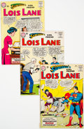 Silver Age (1956-1969):Superhero, Superman's Girlfriend Lois Lane Group of 19 (DC, 1962-74)Condition: Average VG/FN.... (Total: 19 )