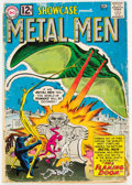 Silver Age (1956-1969):Superhero, Showcase #37 Metal Men (DC, 1962) Condition: FR. F...
