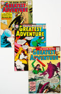 Silver Age (1956-1969):Superhero, My Greatest Adventure Group of 5 (DC, 1963-64) Condition: AverageFN.... (Total: 5 )