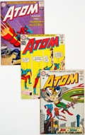 Silver Age (1956-1969):Superhero, The Atom Group of 9 (DC, 1963-64) Condition: Average VG/FN....(Total: 9 )