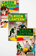 Silver Age (1956-1969):Superhero, Green Lantern Group of 11 (DC, 1962-64) Condition: Average VG....(Total: 11 )