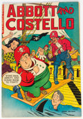 Golden Age (1938-1955):Humor, Abbott and Costello #8 (St. John, 1949) Condition: FN....