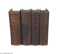 "Autographs:Statesmen, The four volume set titled ""The History of Woman Suffrage"" ..."