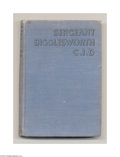 "Books:First Editions, Captain W.E. Johns - Three First Editions, ""Gimlet's OrientalQuest,"" Sergeant Bigglesworth C.I.D.,"" and ""Biggles CombinedOpera..."