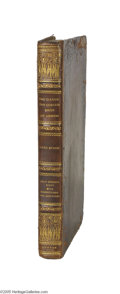 Autographs:Non-American, An Important Volume of his Own Work from Lord Byron's Library, withAnnotations in his Own Hand...