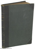Books:Non-fiction, 1829 Book by John Gough Nichols - Autographs of Royal, Noble,Learned and Remarkable Personages...