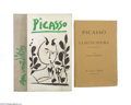 Miscellaneous:Ephemera, 1967 Limited Edition Set of Picasso Re-issues...