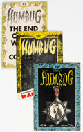 Silver Age (1956-1969):Alternative/Underground, Humbug #1-9 Complete Run Group (Humbug, 1957-58) Condition...