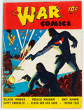Golden Age (1938-1955):War, War Comics #4 (Dell, 1941) Condition: VG....