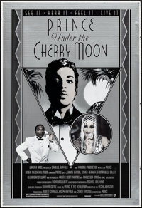 "Under the Cherry Moon (Warner Brothers, 1986). Rolled, Very Fine-. Printer's Proof One Sheet (28"" X 41""). Rock..."