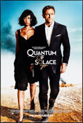 """Movie Posters:James Bond, Quantum of Solace (MGM, 2008). Rolled, Very Fine-. InternationalOne Sheet (26.75"""" X 39.5"""") SS Advance. James Bond.. ..."""