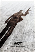 """Movie Posters:James Bond, Quantum of Solace (MGM, 2008). Rolled, Very Fine+. One Sheet(26.75"""" X 39.75"""") SS Advance. James Bond.. ..."""