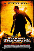 """Movie Posters:Action, National Treasure & Other Lot (Buena Vista, 2004). Rolled, Very Fine+. One Sheets (2) (27"""" X 40"""") DS Advance. Action.. ... (Total: 2 Items)"""
