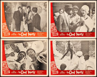 """The Cool World (Cinema 5, 1964). Fine/Very Fine. Lobby Card Set of 4 (11"""" X 14""""). Crime. ... (Total: 4 Items)"""