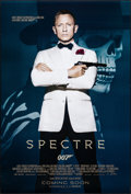 """Movie Posters:James Bond, Spectre (Columbia, 2015). Rolled, Very Fine-. One Sheet (27"""" X 40"""")DS Advance. James Bond.. ..."""