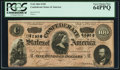 Confederate Notes:1864 Issues, T65 $100 1864 PF-2 Cr. 493 PCGS Very Choice New 64PPQ.. ...