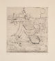 Zao Wou-Ki (1921-2013) Venise, 1951 Etching on paper 10-1/2 x 9-1/2 inches (26.7 x 24.1 cm) (image) 14-3/4 x 13-1/2