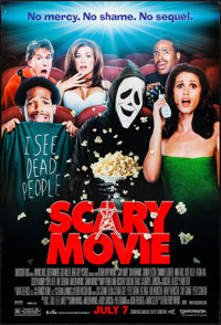 "Scary Movie & Others Lot (Dimension, 2000). Rolled, Very Fine. One Sheets (3) (27"" X 40"" & 27"" X..."