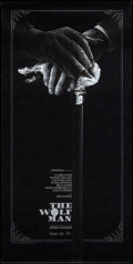 """Movie Posters:Horror, The Wolf Man (Mondo, 2018). Rolled, Mint. Numbered Limited Edition Screen Print Poster (18"""" X 36"""") Matt Ryan Tobin Art. Horr..."""