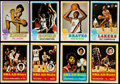 Basketball Cards:Lots, 1973 Topps Basketball Complete Set (264). ...