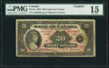 Canadian Currency, BC-9a $20 1935 Large Seal PMG Choice Fine 15.. ...