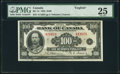 Canadian Currency, BC-15 $100 1935 PMG Very Fine 25.. ...
