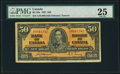 Canadian Currency, BC-26a $50 1937 PMG Very Fine 25.. ...