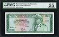 Burundi Banque du Royaume du Burundi 1000 Francs 1.2.1965 Pick 14 PMG About Uncirculated 55