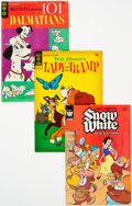 Bronze Age (1970-1979):Humor, Walt Disney-Related Silver-Modern Age Humor Comics Box Lot (VariousPublishers, 1960s-80s) Condition: Average FN....