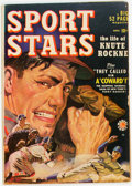 Golden Age (1938-1955):Miscellaneous, Sport Stars #1 (Marvel, 1949) Condition: VG/FN....