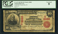 Fayetteville, NC - $10 1902 Red Seal Fr. 615 Fourth NB Ch. # (S)8682 PCGS Very Good 8