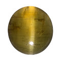 Estate Jewelry:Unmounted Gemstones, Unmounted Cat's-Eye Chrysoberyl. ...