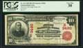 National Bank Notes:North Carolina, High Point, NC - $10 1902 Red Seal Fr. 614 The First NB Ch. # (S)3490 PCGS Very Fine 30.. ...