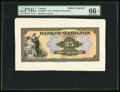 Canadian Currency, Hamilton, ON- Bank of Hamilton $25 1.3.1922 Ch. # 345-22-06FP Front Proof PMG Gem Uncirculated 66 EPQ.. ...