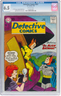 Silver Age (1956-1969):Superhero, Detective Comics #251 (DC, 1958) CGC FN+ 6.5 Off-white pages....