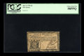 Colonial Notes:New Jersey, New Jersey January 9, 1781 6d PCGS Choice About New 58PPQ....