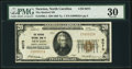 National Bank Notes:North Carolina, Newton, NC - $20 1929 Ty. 1 The Shuford NB Ch. # 6075 PMG Very Fine 30.. ...
