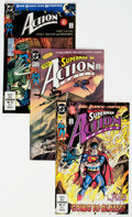 Modern Age (1980-Present):Miscellaneous, Modern Age Superhero Comics Box Lot (Various Publishers, 1980s-90s) Condition: Average NM-....