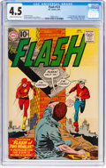 Silver Age (1956-1969):Superhero, The Flash #123 (DC, 1961) CGC VG+ 4.5 Cream to off-white pages....