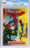 Silver Age (1956-1969):Superhero, The Amazing Spider-Man #59 (Marvel, 1968) CGC VF/NM 9.0 Whitepages....