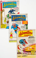 Silver Age (1956-1969):Superhero, Adventure Comics Group of 11 (DC, 1960-69) Condition: AverageFN.... (Total: 11 Comic Books)