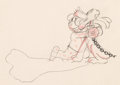 Animation Art:Production Drawing, The Mad Doctor Mickey Mouse and Pluto Animation Drawing(Walt Disney, 1933)...