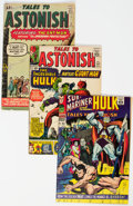 Silver Age (1956-1969):Superhero, Tales to Astonish Group of 37 (Marvel, 1962-68) Condition: AverageVG.... (Total: 37 Items)