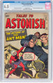 Tales to Astonish #35 (Marvel, 1962) CGC FN+ 6.5 Light tan to off-white pages